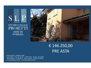 Foto - Villa all'asta via Alessandro Grandi 10, Soriano nel Cimino