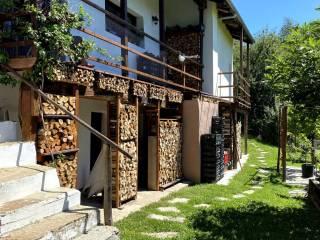 Foto - Terratetto unifamiliare via Cresta 6, Rueglio