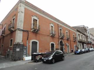 Foto - Terratetto unifamiliare via San Damiano 39, Centro Storico, Catania
