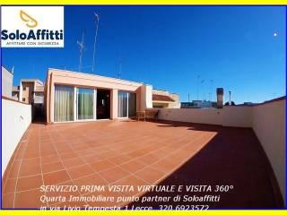 Foto - Attico via Giovanni Presta 9, Rudiae - Casermette, Lecce