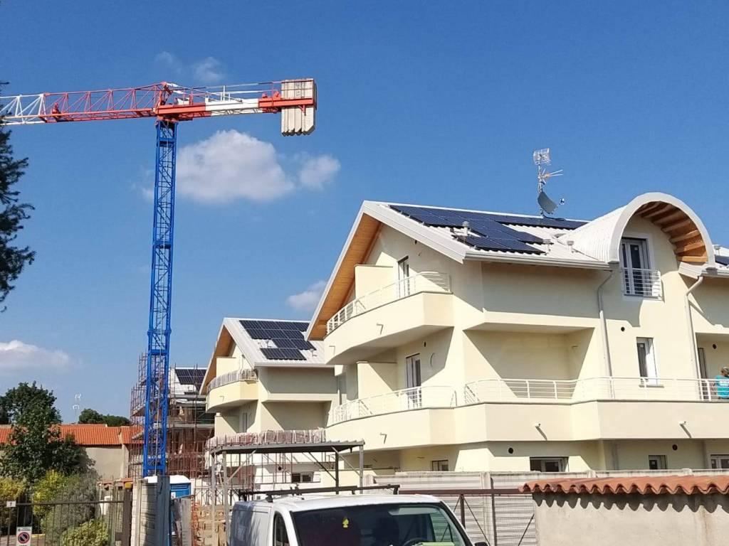 Vendita Appartamento Ossona. Trilocale, Nuovo, primo piano ...