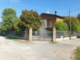 Foto - Casa colonica via Cappellana 2-1, Castello d'Argile