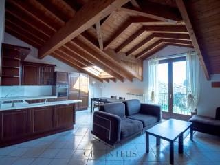 Foto - Mansarda via Dante Alighieri 127, Fagnano Olona