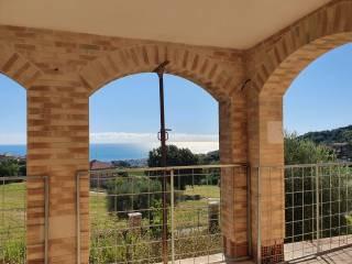 Photo - Two-family villa, new, 316 sq.m., Tortoreto