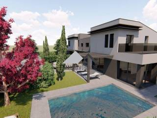 Foto - Villa a schiera via Molara, Scacciano, Misano Adriatico