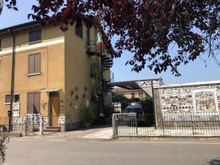 Foto - Villa a schiera via Ugo Brunetti 31, Revellino, Campo Marte, Lodi