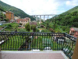 Foto - Quadrilocale buono stato, primo piano, San Rocco, Ponte di Vexina, Verzemma, Collodari, Recco