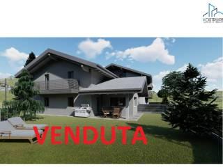 Foto - Villa unifamiliare via Giuseppe Gozzer 9, Borgo Valsugana