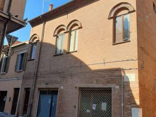 Foto - Mansarda via Vegri 14, Centro Storico, Ferrara