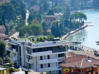 Foto - Quadrilocale via Panoramica 20, Malcesine