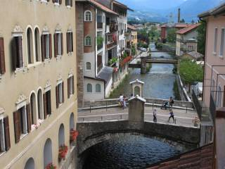 Foto - Mansarda piazza Alcide De Gasperi, Borgo Valsugana