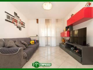 Foto - Quadrilocale via Carlo Porta 20, Cambiago