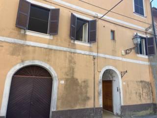 Foto - Bilocale da ristrutturare, primo piano, Ponzano Romano