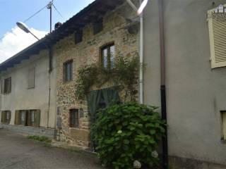 Foto - Terratetto unifamiliare località Foresta, 41, Foresta, Castelnuovo Nigra