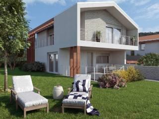 Foto - Villa unifamiliare, nuova, 260 mq, Castelnovo, Isola Vicentina