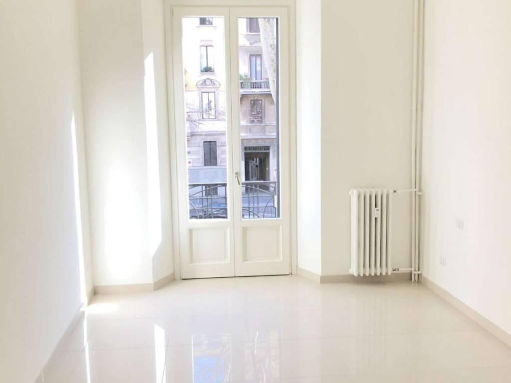 Affitto Appartamento Milano. Quadrilocale in viale Piceno ...