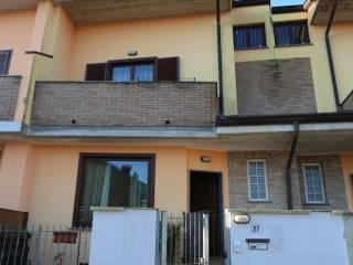 Foto - Villa a schiera via Pasubio, Dairago