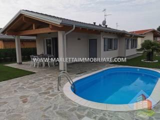 Photo - Single family villa, new, 127 sq.m., Casale Cremasco-Vidolasco
