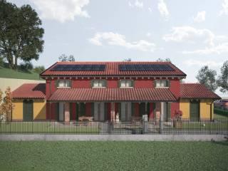 Foto - Villa bifamiliare, nuova, 170 mq, Mezzane di Sotto