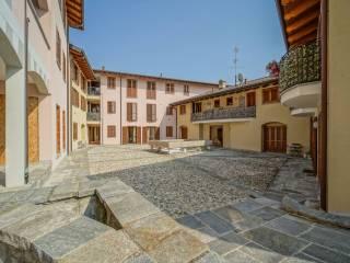Foto - Trilocale via San Quirico, Suello