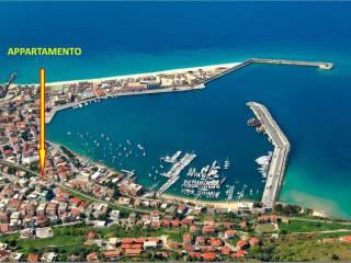 Foto - Trilocale via Stazione, Vibo Marina, Vibo Valentia