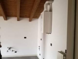 Foto - Attico buono stato, 52 mq, Malpensata, Bergamo