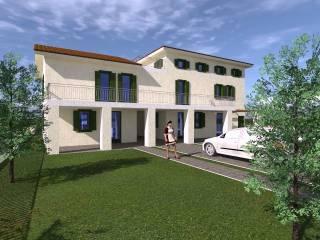 Foto - Villa plurifamiliare, nuova, 199 mq, Canizzano, Treviso