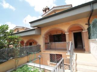 Foto - Villa a schiera via Madonna della Pace 7F, Setteville Nord, Guidonia Montecelio