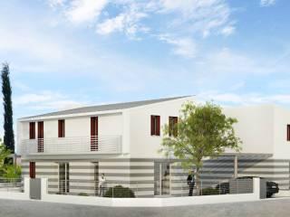 Foto - Villa unifamiliare, nuova, 162 mq, Ponte Di Mossano, Barbarano Mossano