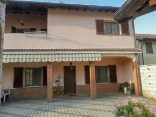 Foto - Villa unifamiliare, buono stato, 125 mq, Borgolavezzaro