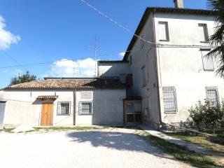 Foto - Villa bifamiliare, da ristrutturare, 206 mq, Maiano Monti, Fusignano