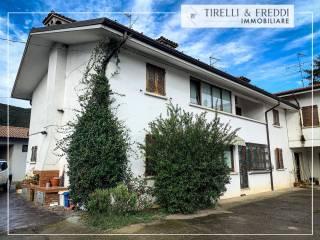 Foto - Villa a schiera via Gussago, Rodengo Saiano