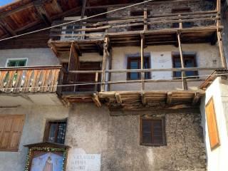 Foto - Terratetto unifamiliare 173 mq, da ristrutturare, San Tomaso Agordino