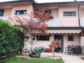 Foto - Villa a schiera via Aldo Moro, Mazzano
