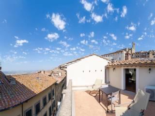Foto - Attico 50 mq con terrazza, Cortona
