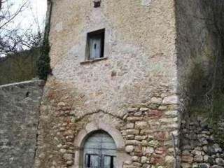 Foto - Terratetto unifamiliare 100 mq, Cerreto di Spoleto