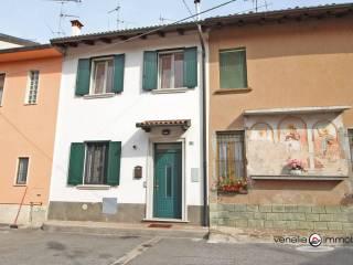 Foto - Terratetto unifamiliare via Giuseppe Garibaldi 15, Giussago