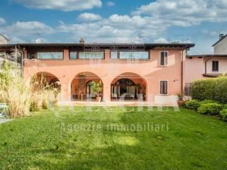Foto - Villa unifamiliare via della Lama, Mompiano - Costalunga, Brescia