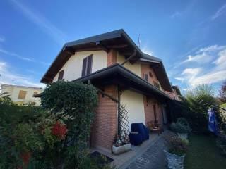 Foto - Villa unifamiliare via Daniele Manin, Olgiate Olona