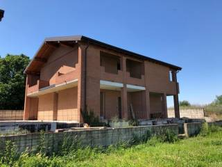 Foto - Villa bifamiliare, nuova, 181 mq, Bornasco
