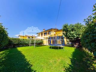 Foto - Villa bifamiliare via Moronsel, Torlino Vimercati