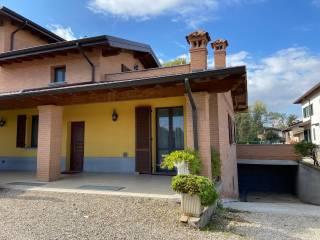 Foto - Villa bifamiliare via Vigna del Pero 9-Bis, Vigna Del Pero, Bereguardo