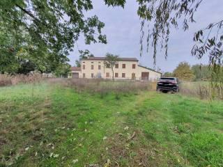 Foto - Villa a schiera via Peroggio 25, San Girolamo, Guastalla