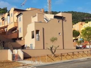 Foto - Trilocale via Santa Maria, Castiglione Paese, Castiglione della Pescaia