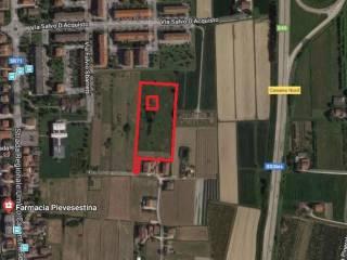 Photo - Terreno edificabile residenziale all'asta via Vigne di Pievesestina, Cesena