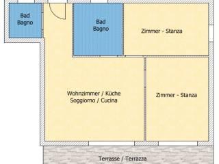 Foto - Dreizimmerwohnung via Principale, Castelbello-Ciardes