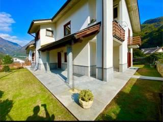 Foto - Appartamento via Balzoo 7, Prata Camportaccio