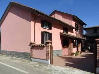Foto - Terratetto unifamiliare via Borgo San Siro 6, Garlasco