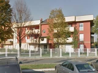 Foto - Appartamento all'asta via Giuseppe Dossetti, Tavazzano con Villavesco