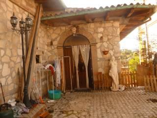 Foto - Terratetto unifamiliare via Palombara 20, Poggio Cinolfo, Carsoli